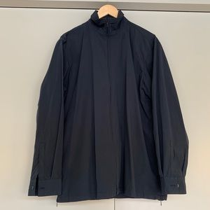 Boss Hugo Boss Men's Black Windbreaker